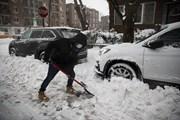 [Photo] Bão tuyết tồi tệ hoành hành vùng Đông Bắc nước Mỹ