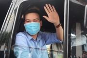 [Photo] Đoàn y tế Đà Nẵng lên đường tiếp viện Gia Lai chống dịch