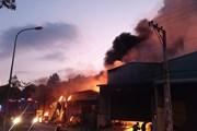 [Photo] Liên tiếp xảy ra các vụ cháy thương tâm tại khu dân cư