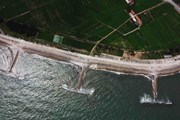 Nam Định chủ động gia cố các tuyến đê xung yếu trước mùa mưa bão