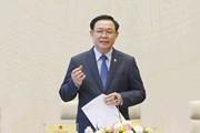 Chủ tịch Quốc hội chủ trì Hội nghị của Ủy ban Thường vụ Quốc hội