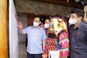 Chủ tịch Quốc hội Vương Đình Huệ kiểm tra công tác bầu cử tại Hà Giang
