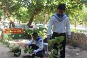 [Photo] Cuộc sống của cán bộ, chiến sỹ ở huyện đảo Trường Sa