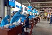 Lấy 150 mẫu ngẫu nhiên xét nghiệm tại Cảng Hàng không Quốc tế Cam Ranh