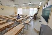 [Photo] Hà Nội gấp rút chuẩn bị cho kỳ thi tuyển sinh vào lớp 10
