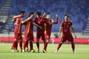 Những hình ảnh đẹp trong trận tuyển Việt Nam 'nhấn chìm' Indonesia
