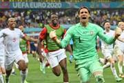 [Photo] Xác định các cặp vào tứ kết EURO 2020, nhiều 'ông lớn' bị loại