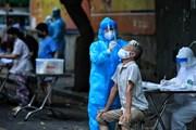 Hà Nội xét nghiệm nhiều người liên quan đến ca bệnh tại số 39 Hàng Bài