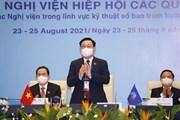 Chủ tịch Quốc hội Vương Đình Huệ tham dự Đại hội đồng AIPA lần thứ 42