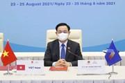 Chủ tịch Quốc hội Vương Đình Huệ dự Lễ bế mạc Đại hội đồng AIPA 42