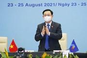 Chủ tịch Quốc hội Vương Đình Huệ dự Phiên toàn thể thứ hai AIPA 42