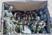 [Photo] Quân khu 9 tăng cường 1.000 cán bộ, y, bác sỹ hỗ trợ TP.HCM