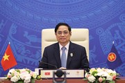 [Photo] Thủ tướng tham dự Hội nghị cấp cao ASEAN-Nhật Bản lần thứ 24