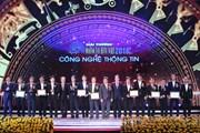 Toàn cảnh lễ trao giải Nhân tài Đất Việt 2018