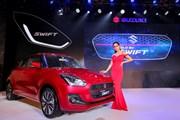[Photo] Cận cảnh mẫu xe The All New Swift mới ra mắt của Suzuki