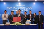Vinaphone 'bắt tay' Zalo phát hành sản phẩm đồng thương hiệu