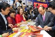 [Photo] Toàn cảnh lễ khai mạc Hội báo toàn quốc 2019