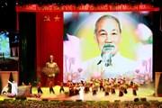 Toàn cảnh lễ kỷ niệm 130 năm Ngày sinh Chủ tịch Hồ Chí Minh vĩ đại
