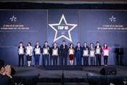 Vinh danh 10 doanh nghiệp công nghệ thông tin tốt nhất Việt Nam 2020