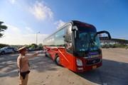 Hà Nội: Nhiều tài xế phải quay đầu vì đến từ các vùng dịch