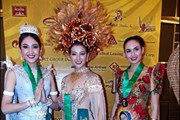 Cận cảnh bộ trang phục Nữ thần Mặt trời tại Miss Earth 2018