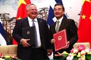 Hy Lạp và Trung Quốc ký Bản ghi nhớ tăng cường hợp tác