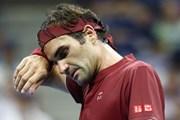 [Video] Roger Federer thua sốc tay vợt ngoài Top 50 tại US Open
