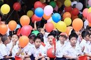[Video] Hơn 23 triệu học sinh bước vào năm học mới 2018-2019