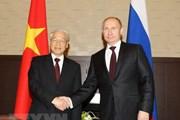 [Video] Bước tiến quan trọng trong quan hệ Việt Nam–Liên bang Nga