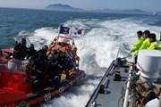Hàn Quốc theo dõi việc Trung Quốc thả phao trên biển Hoàng Hải