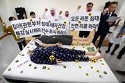 Hàn Quốc tiếp tục thu hồi đệm trải giường có phóng xạ nguy hiểm