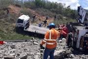 Colombia: Tai nạn nghiêm trọng khiến hơn 20 người thương vong