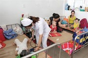 Cần Thơ: Trẻ dưới 2 tuổi mắc bệnh tay chân miệng tăng nhanh đột biến
