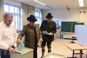 Đức: Đảng Xanh được ủng hộ trước cuộc bầu cử nghị viên bang Hessen