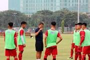 An ninh thắt chặt cho trận đấu giữa U19 Việt Nam găp U19 Jordan