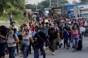 """Tổng thống Mỹ: Đoàn người di cư là """"tình trạng khẩn cấp quốc gia"""""""