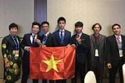 Việt Nam giành HCV kỳ thi Olympic Thiên văn học và Vật lý thiên văn