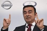 Chủ tịch hãng Nissan Carlos Ghosn đối mặt với nguy cơ bị sa thải