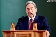 New Zealand tăng cường hiện diện ngoại giao ở Thái Bình Dương