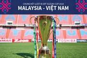 [Infographics] Chung kết lượt đi AFF Cup 2018: Malaysia-Việt Nam