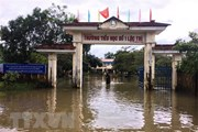 Từ Quảng Trị đến Khánh Hòa vẫn mưa to, có nơi mưa rất to