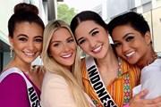 Hoa hậu Mỹ bị phản đối vì nhận xét trình độ tiếng Anh của H'Hen Niê