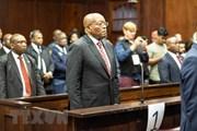 Nam Phi: Cựu Tổng thống Zuma phải chịu toàn bộ chi phí pháp lý