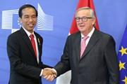 Indonesia và nhiều nước châu Âu xóa bỏ các rào cản thuế quan