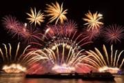 [Video] Những màn pháo hoa độc đáo mừng năm mới trên thế giới