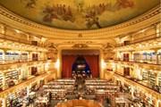 """[Video] Cùng chiêm ngưỡng """"Hiệu sách đẹp nhất thế giới"""" tại Argentina"""