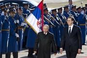 Nga sẽ giúp đỡ Serbia tăng cường khả năng phòng thủ