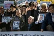 Tòa Hàn Quốc đòi Nhật Bản đền bù cho các nạn nhân bị cưỡng ép lao động