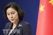 Trung Quốc phản bác những chỉ trích về việc bắt giữ công dân Canada
