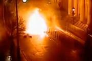 [Video] Bắc Ireland tiếp tục bị đe dọa an ninh sau vụ đánh bom xe